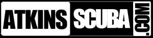 atkins scuba logo