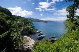 Lembeh Resort diving