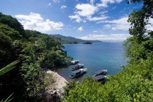 Lembeh Resort diving